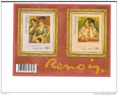 Bloc Feuillet N° 4406   RENOIR - Mint/Hinged