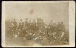 18013 DR Foto Postkarte Samariter Aus Gladbeck Westfalen  Ca. 1930 , Ungebraucht. - Red Cross