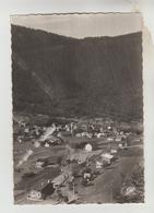 CPSM SAINT DALMAS VALDEBLORE (Alpes Maritimes) - 1350 M Vue Générale Prise De La Route De Colmiane - Autres Communes
