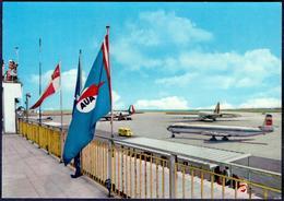 ITALIA - VENEZIA  TESSERA  - Aeroporto  MARCO  POLO - 1965 - Aerodromes