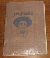 Jean-Henri Fabre. Henri Hollard. 1924. - Biografía