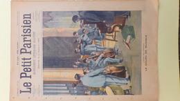 75- PARIS- LE PETIT JOURNAL-25 JANVIER 1903-ECOLE DES AVEUGLES-AVEUGLE-MUSIQUE VIOLONCELLE-THERESE HUMBERT DAURIGNAC - Giornali