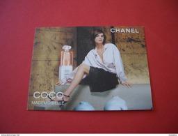 Carte Chanel Coco Mademoiselle Asiatique - Modernas (desde 1961)