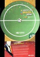 ARGENTINE Football Fifa 2014 Neuf ** MNH - Argentinië