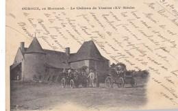 Nièvre - Ourroux - En Morvan - Le Château De Vissaine (XVe Siècle) - France