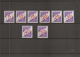 Liechtenstein ( Taxes 13/20 XXX -MNH) - Taxe