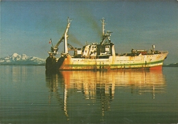 (KERGUELEN ) ( TAAF )( BATEAUX )( L AUSTRAL )( PECHE ) - TAAF : Terres Australes Antarctiques Françaises