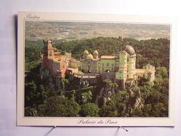 Sintra - Palacio Da Pena - Vue Aérienne - Altri