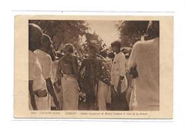 CPMJ1802 COCHINCHINE SAIGON INDIEN TRANSPERCE DE FLECHES TRAINANT LE CHAR DE LA DIVINITE - Viêt-Nam
