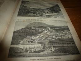 1882 JDV:  Les Voyages De La JUNON (Gibraltar) ; Villes Berbères Au Sahara (Ouargla,etc);Wilson ,l'Ermite Canadien;etc - Kranten