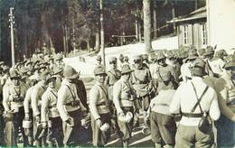 Alpini.Alpino. Gavetta. Rancio. Militare. Soldato. Uniforme. Divisa, Soldati.  82 - Uniforms