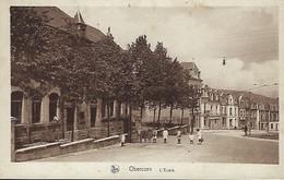 OBERCORN  -  L'ÉCOLE   2 Scans - Cartes Postales