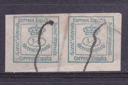 ESPAGNE, Royaume,  N° 129x2, Cote:5 €( ES190801/7.3) - 1872-73 Reino: Amadeo I