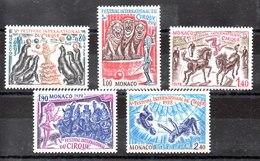 Serie De Mónaco N ºYvert 1167/72 ** Valor Catálogo 12.5€ OFERTA (OFFER) - Nuevos