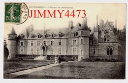 CPA - Château De Martinvast, Allée Animé En 1907 - CHERBOURG 50 Manche - Coll. A. Oh - Cherbourg
