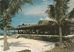 (GRANDE COMORE )( HOTEL )( MALOUDJA ) LE RESTAURANT - Comores