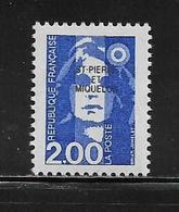 SAINT PIERRE ET MIQUELON  (SPM9 - 239 )  1994  N° YVERT ET TELLIER  N° 605  N** - Unused Stamps