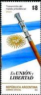 ARGENTINE Changement De Présidence 1v 2016 Neuf ** MNH - Neufs