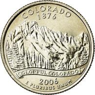 Monnaie, États-Unis, Colorado, Quarter, 2006, U.S. Mint, Denver, SPL - 1999-2009: State Quarters
