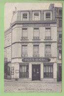 SAINT CHAMOND : La Société Générale. Banque. Peu Courant. 2 Scans. Edition ? - Saint Chamond
