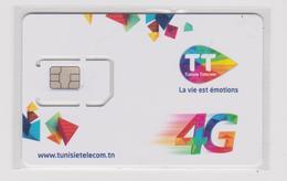 TUNESIEN  GSM - Tunisie