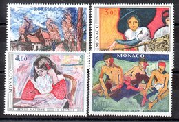 Serie De Mónaco N ºYvert 1241/44 ** Valor Catálogo 24.5€ OFERTA (OFFER) - Nuevos