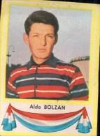 Aldo Bolzan Luxembourg Kaartje Chromo (5 X7cm) Coureur Wielrenner Renner Cycliste Velo Fiets Bicyclette Cyclisme - Cyclisme
