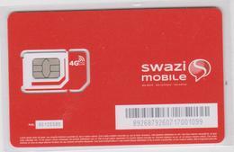 SWAZILAND  GSM - Swaziland