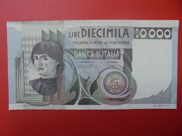 ITALIE 10.000 LIRE 1976-84 CIRCULER BELLE QUALITE (B.5) - [ 2] 1946-… : Republiek