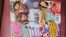 MAGAZINE OK. N° 677. 1989. (Scan Sommaire) - People