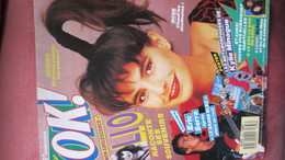 MAGAZINE OK. N° 678. 1989. (Scan Sommaire) - People