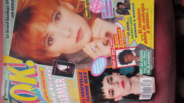 MAGAZINE OK. N° 684. 1989. (Scan Sommaire) - People