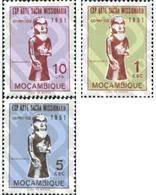 Ref. 345664 * HINGED * - MOZAMBIQUE. 1953. EXPOSICION DE ARTE SACRO MISIONERO - Mosambik