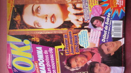 MAGAZINE OK. N° 686. 1989. (Scan Sommaire) - People