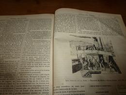 1882 JDV:Les Voyages De La Junon (Traversée Madère à Rio De Janeiro);Perte Du Bateau LE RITTARNEY Sur Côtes Irlande;etc - Kranten