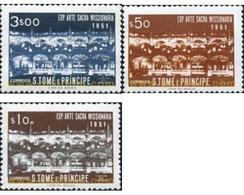 Ref. 360731 * MNH * - SAO TOME AND PRINCIPE Islands. 1953. EXPOSICION DE ARTE - São Tomé Und Príncipe