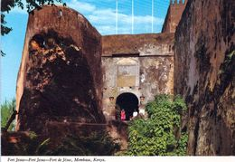 1 AK Kenia * Fort Jesus Eine Festung In Mombasa - 1593 Erbaut Auf Mombasa Island - Seit 2011 UNESCO Weltkulturerbe * - Kenia