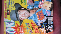 MAGAZINE OK. N° 699. 1989. (Scan Sommaire) - People