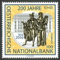 AUTRICHE Banque Nationale 1v Neuf ** MNH - 1945-.... 2ème République