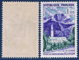 YVERT 1241 N** - MNH - Site De CILAOS, Massif Du GRAND BENARDà LA REUNION - SCAN RECTO-VERSO = SANSURPRISE - Francia