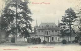 CPA 31 Haute Garonne St Saint Agne Villa Des Tourelles Banlieue De Toulouse - Toulouse