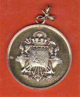 76 - Le Havre - Médaille Décerné Pour Sauvetage - 1887- Signé L.Rieul - Zonder Classificatie