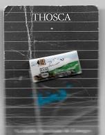 Pin's  Ville, SALON  C.C.D  1991, CARTES  POSTALES, TELECARTES  à  GRENOBLE  ( 38 )  ( 93 )  Signé  THOSCA - Associations