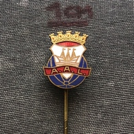 Badge Pin ZN008706 - Handball AAL Portugal Lisbon Federation Association Union - Balonmano