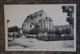 Esnes En Argonne - Ancien Château. Poste De Secours Pendant La Grande Guerre 1914-1918 - Autres Communes