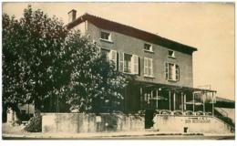 71.FLEURVILLE.N°27322.HOTEL DU COMMERCE.CPSM. - France