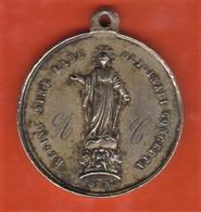 Médaille Religieuse Regina Sine Labe- Originali Concepta - Frankrijk