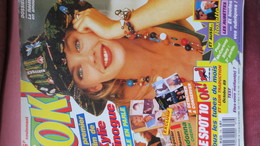 MAGAZINE OK. N° 716. 1989. (Scan Sommaire) - People