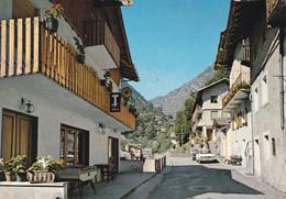PONTBOSET / PONT BOZET - AOSTA - TABACCHERIA / TABACCHI -  INSEGNA PUBBLICITARIA BIRRA FORST - BILIARDINO - 1973 - Aosta