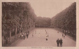 1630 BRETEUIL   ECRITE - Breteuil